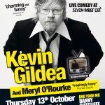 Kevin Gildea poster