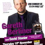 Gareth Berliner poster