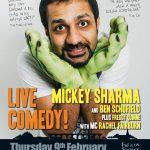 Mickey Sharma poster