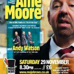 Alfie Moore poster