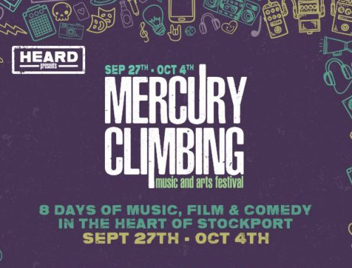 Mercury Climbing header image